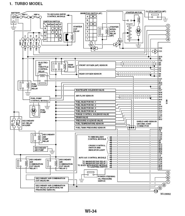 please help! need 2006 wrx pinout - i-club 2012 wrx turbo timer wiring diagram